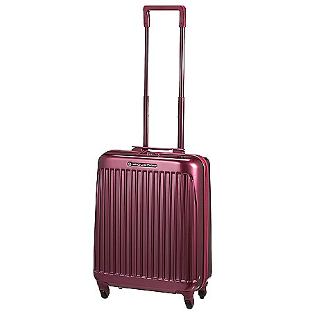 Piquadro Relyght 4-Rollen-Bordtrolley 55 cm