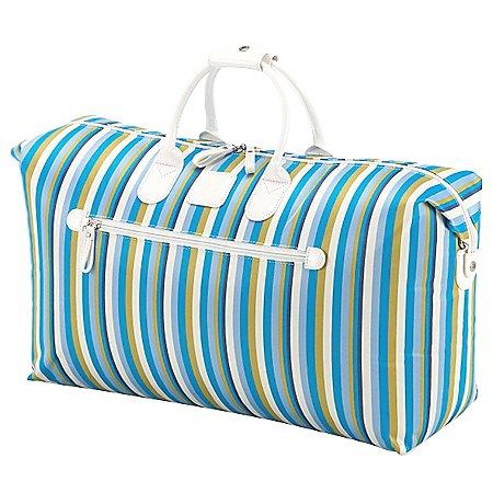 Brics X-Travel Stripe Reisetasche zusammenfaltbar 55 cm