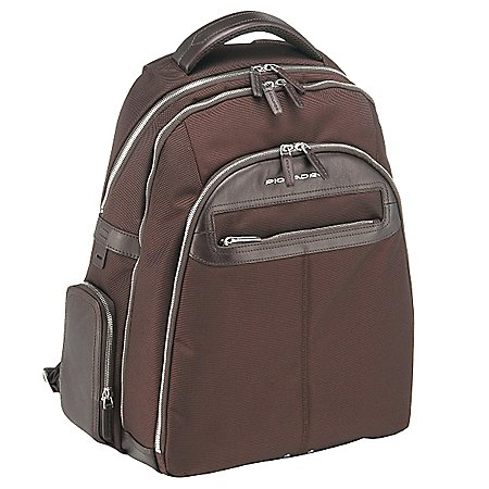Piquadro Link Business Rucksack mit Laptopfach 48 cm