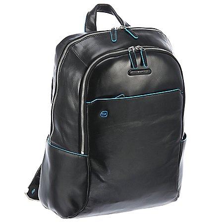 Piquadro Blue Square Rucksack mit Laptopfach 39 cm
