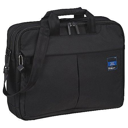 Hedgren Blue Label Banker Business Bag mit Laptopfach 41 cm