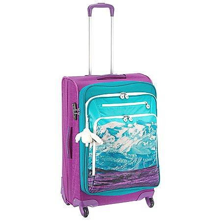 Kipling Basic Travel Plus 4-Rollen-Trolley 68 cm
