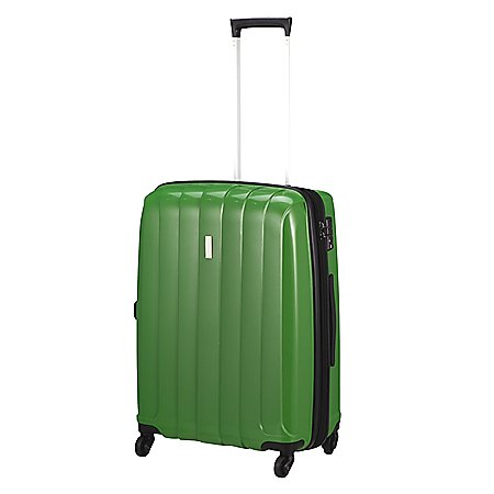 koffer-direkt.de Eurotrip 4-Rollen-Trolley mit Dehnfalte 64 cm