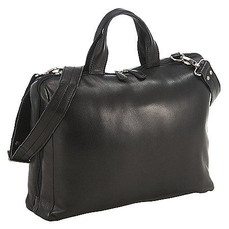 koffer-direkt.de Luxury Aktentasche Nappa-Leder 40 cm