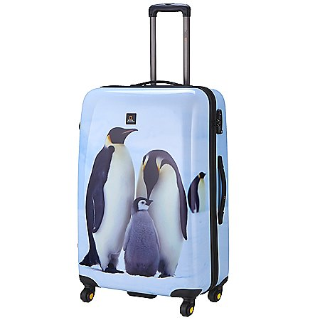 National Geographic Nature of Love Pinguin 4-Rollen-Trolley 78 cm