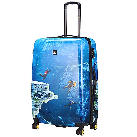 National Geographic Adventure of Life Jumper 4-Rollen-Trolley 69 cm