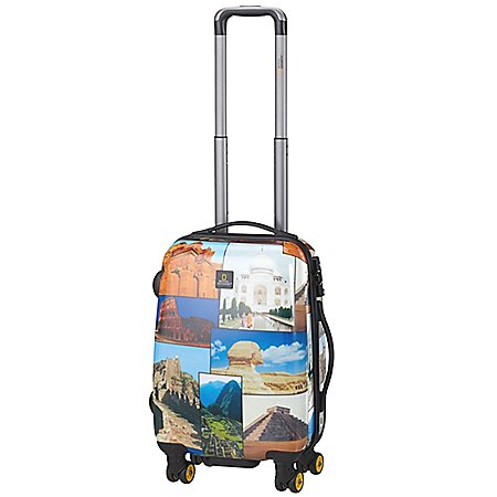 National Geographic Adventure of Life Heritage 4-Rollen-Trolley 55 cm