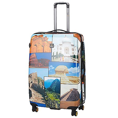 National Geographic Adventure of Life Heritage 4-Rollen-Trolley 78 cm