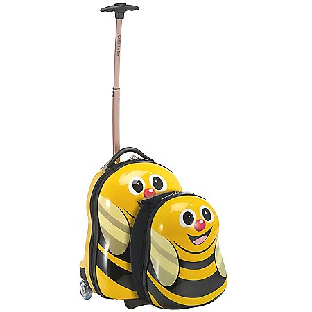 The Cuties and Pals Cute Luggage for Children Kindertrolley Set 2-tlg.