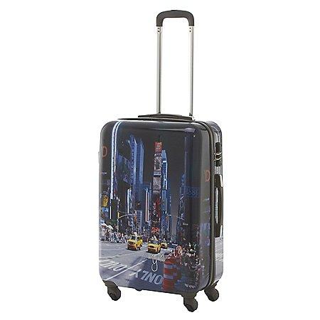 Y NOT? Worldwide 4-Rollen-Trolley 67 cm