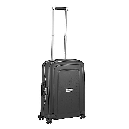 Samsonite S Cure DLX 4-Rollen-Trolley 55 cm