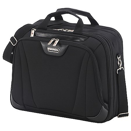 Wenger Business Deluxe Collection Laptop-Aktentasche 3 Fächer 43 cm