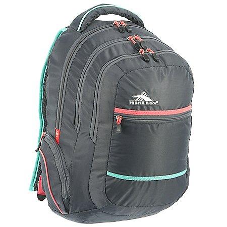 High Sierra School Backpacks Rucksack mit Laptopfach Toiyabe 48 cm