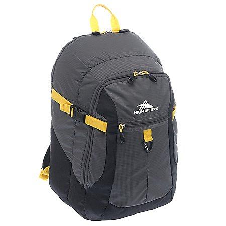 High Sierra Adventure Travel Sporttour Laptop Rucksack 50 cm