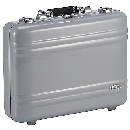 Zero Halliburton Classic Polycarbonate Business Cases Large Framed Attache Aktenkoffer 44 cm