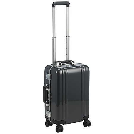 Zero Halliburton Classic Polycarbonate Carry On 4-Rollen-Kabinentrolley 55 cm
