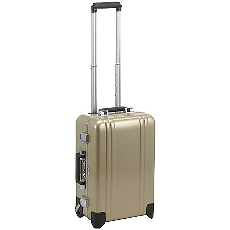 Zero Halliburton Classic Polycarbonate Carry On 2-Rollen-Kabinentrolley 53 cm