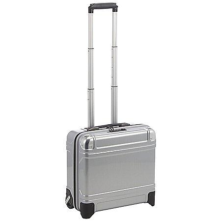 Zero Halliburton Geo Polycarbonate Business-Koffer auf Rollen 42 cm