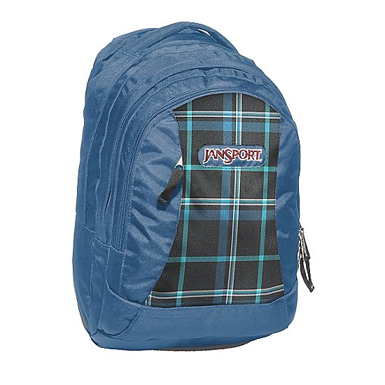 black/blue streak perry plaid