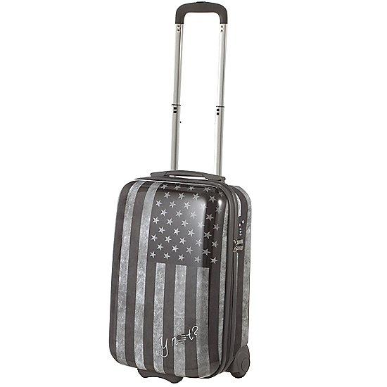 Flagge USA white/black