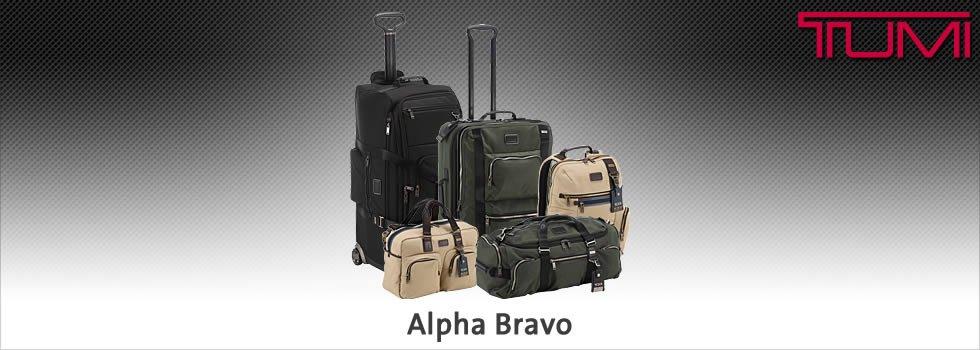 Tumi Alpha Bravo
