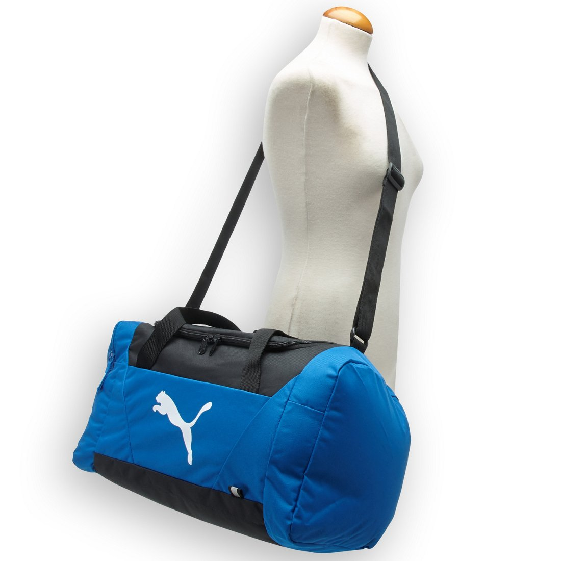 Puma Fundamentals Sports Bag Sporttasche 49 cm - koffer-direkt.de 572488afa956f