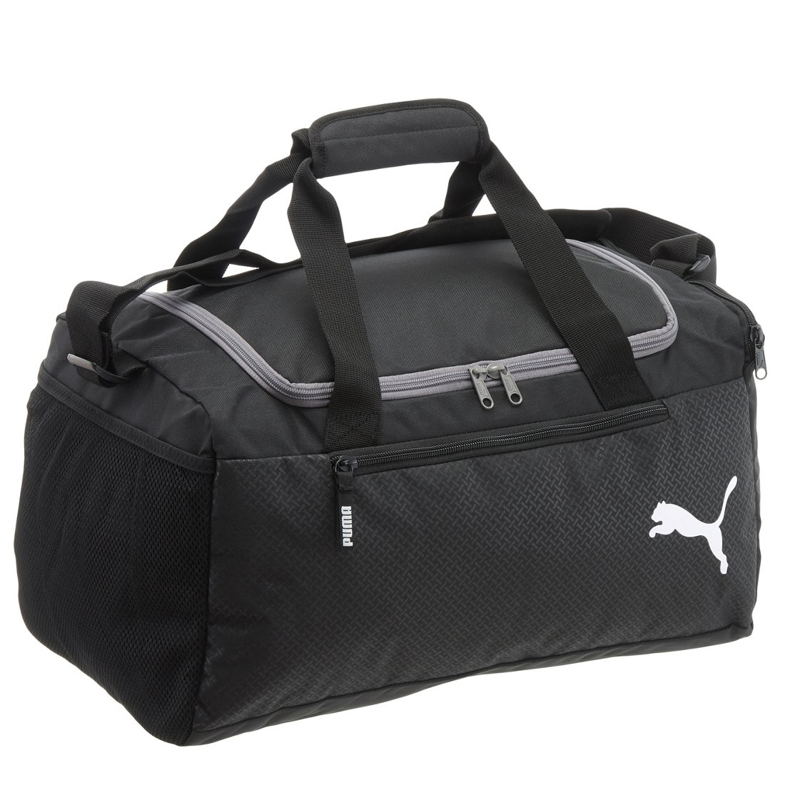 Puma Fundamentals Sports Bag S Sporttasche 45 cm - black