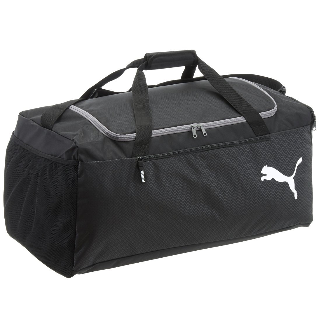 Puma Fundamentals Sports Bag L Sporttasche 67 cm - black
