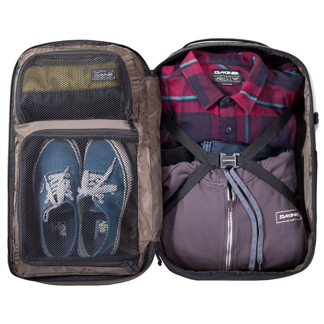 f0d4c133bdc2d Dakine Packs   Bags Split Adventure Rucksack 55 cm - koffer-direkt.de
