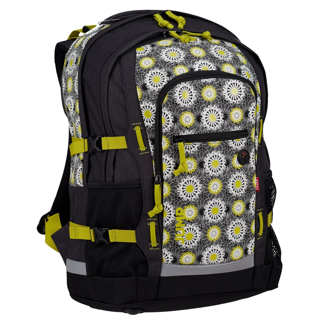 9a54b280fef74 4 You Jump Collection Jump Rucksack mit Laptopfach 47 cm - rave couture -  koffer-direkt.de