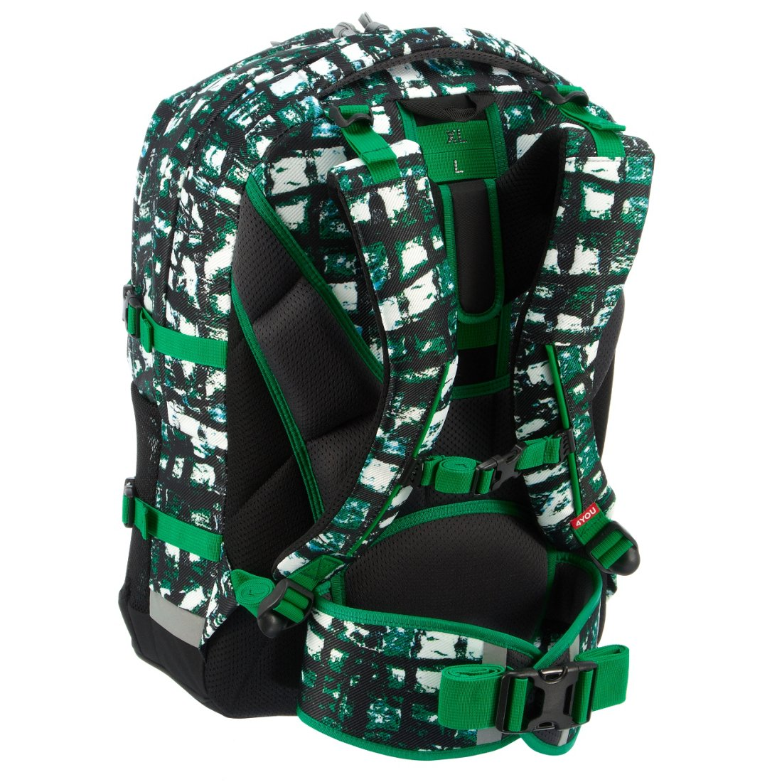 f8e75eff23033 4 You Jump Collection Jump Rucksack mit Laptopfach 47 cm - rave ...