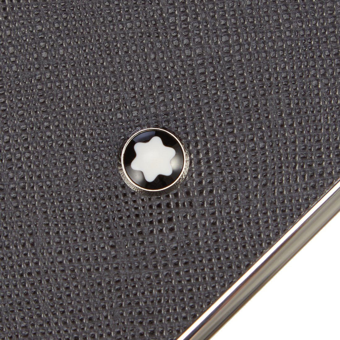 Montblanc Sartorial Visitenkartenetui 10 Cm Dark Grey