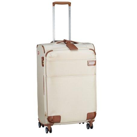 Uno Soft Deluxe 4-Rollen-Trolley 72 cm - champagne Roncato 0Ux4j0