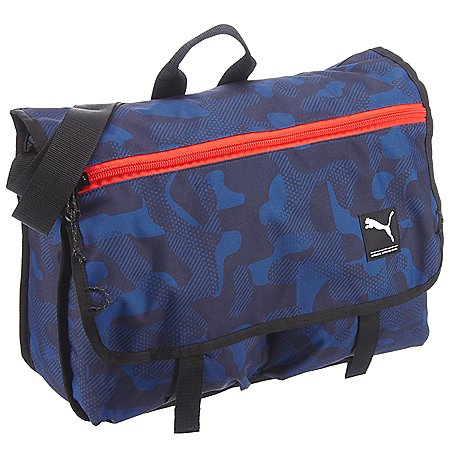 Puma Foundation Shoulder Bag Kuriertasche mit Laptopfach 41 cm