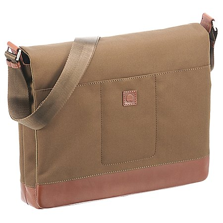 Delsey Villiers �berschlagtasche mit Laptopfach 37 cm