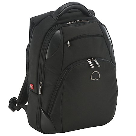Delsey Quarterback + Laptoprucksack mit 2 F�chern 45 cm