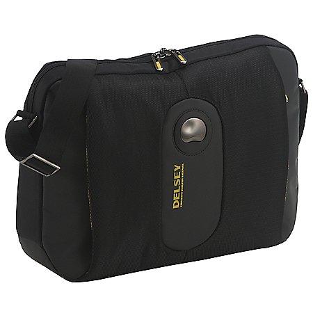 Delsey Beaubourg �berschlagtasche mit Laptopfach 41 cm