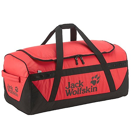 Jack Wolfskin Travel Expedition Trunk Reisetasche mit Rucksackfunktion 74 cm