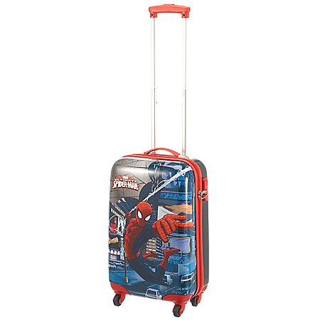 Marvel Spiderman 4-Rollen-Kindertrolley 55 cm