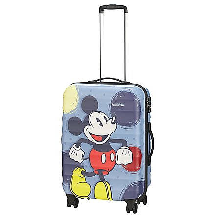American Tourister Palm Valley Disney 4-Rollen-Trolley 67 cm