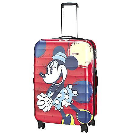 American Tourister Palm Valley Disney 4-Rollen-Trolley 77 cm