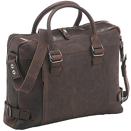 Harolds R. Johnson Businesstasche mit Notebookfach aus Leder 40 cm