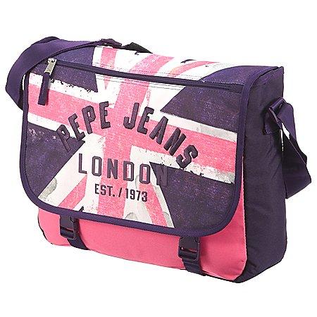 Pepe Jeans Bonny Girl Umh�ngetasche mit Laptopfach 38 cm