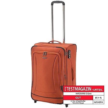 Hardware O-Zone 2-Rollen-Trolley 65 cm