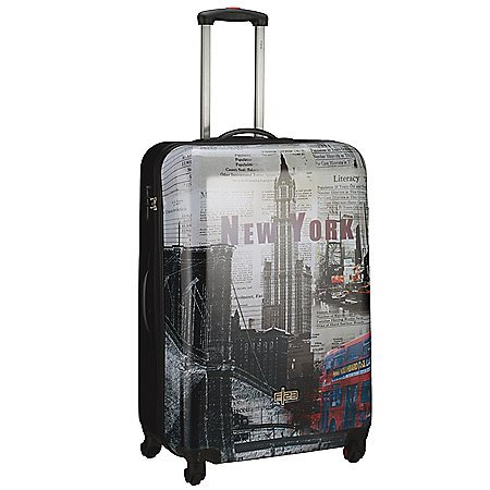F23 Travel Metropol 4-Rollen-Trolley 64 cm