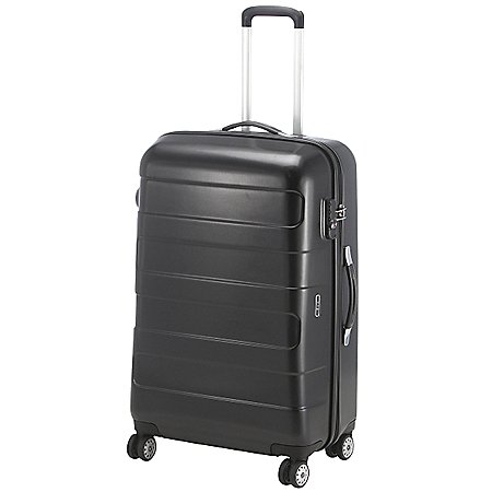 d&n Travel Line 8600 4-Rollen-Trolley 66 cm