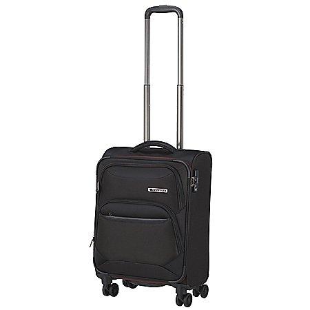 Travelite Kendo 4-Rollen-Kabinentrolley 55 cm