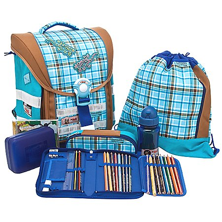 McNeill Fashion-Line Schultaschen Set Ergo Light Compact 7-tlg.