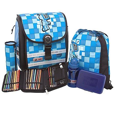 McNeill Schultaschen Sets Ergo Light 3000 6-tlg.
