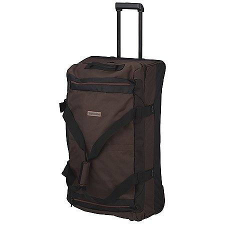 Travelite Basics 2-Rollen-Doppeldeckertrolley 78 cm